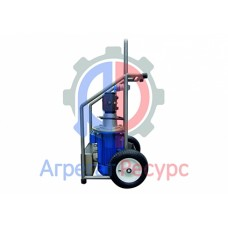 АВД с нержавеющей рамой АР 1300/20 М (1300 л/ч 200 бар)