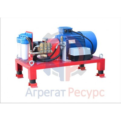 Аппарат сверхвысокого давления АР 1320/50 СТ (1320 л/ч 500 бар)