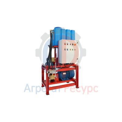 Аппарат сверхвысокого давления АР  2640/50  СТ (2640 л/ч 500 бар)