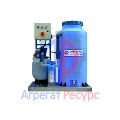 Система очистки воды Кристалл 2000 База