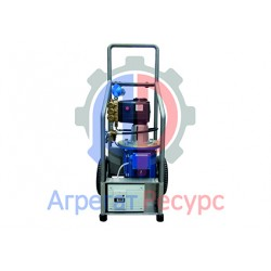 АВД мобильные с нержавеющей рамой с давлением до 250 бар
