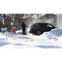 Мойка автомобиля в холодное время года с использованием АВД