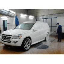Правила мытья машины при помощи АВД