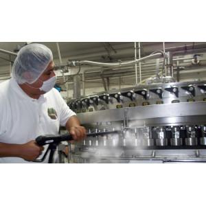 Cистемы пенной мойки и дезинфекции для пищевого производства