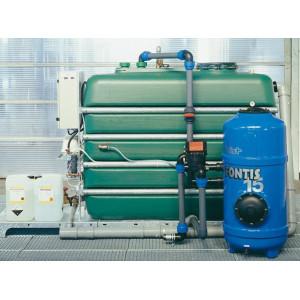 Системы очистки и рециркуляции воды