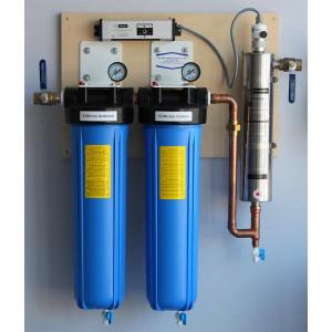 Сферы применения систем для очистки воды
